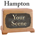 Hampton Style Urn