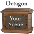 Octagon Urn Style